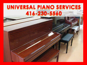 ★ APRIL PIANO SALE ★ PIANOS FROM $895