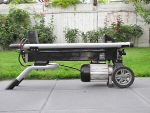 5-Ton Log Splitter