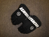 Warrior Hockey Gloves - Youth 10""