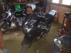 2002 YZF 600R for sale