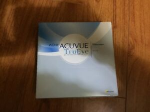 Contact Lenses  1-Day Acuvue