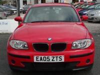 2005 BMW 1 Series 1.6 116i ES 5dr