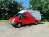 2012 Ford Transit H/Roof Jumbo Van TDCi 155ps [SRW] PANEL VAN Diesel Manual