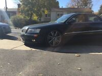 Audi a8 2004 open to trades