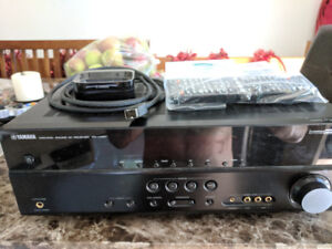 Yamaha RX-V383 Ampli-Tuner Audio Video 500watt Surround 5.1