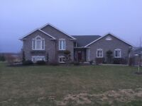 Beautiful stone home on 8 acres