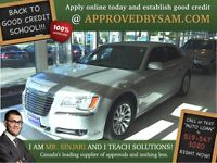 """Newer Chrysler 300  - TEXT """"AUTO LOAN"""" TO 519 567 3020"""