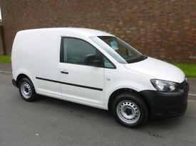 2012 Volkswagen CADDY C20 TDI 75ps Van *2000 miles only!* Manual Small Van