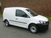 2012 Volkswagen CADDY C20 TDI 75ps Van *2000 miles only!* Manual Small Van