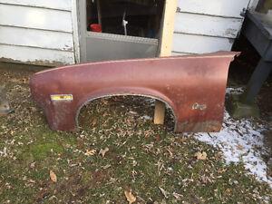'74 Olds fenders