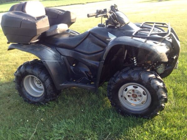 Used 2008 Honda FOURTRAX 420 ES