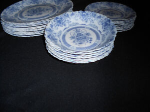 Arcopal France Dishes Blue & White Windsor Region Ontario image 2