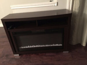 Fire place one yr old