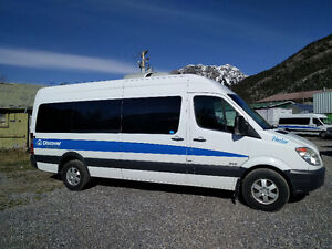 2010 Mercedes-Benz High Roof Sprinter 2500 Passenger Van