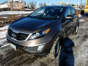 2012 KIA SOPRTAGE 2.4L LX FWD