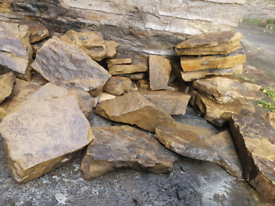 Rockery Rocks/Stones For Garden Landscaping/Water Feature
