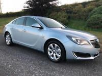 2014 Vauxhall Insignia SE 2.0CDTi ecoFLEX Zero RoadTax Low Mileage Half Leather
