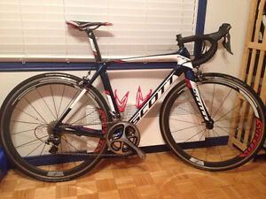 Vélo de route Scott Foil Team Issue
