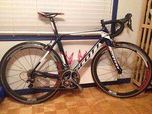Vélo de route Scott Foil Team Issue