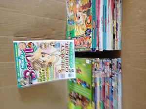 24 misc issues Shonen Jump Anime comics London Ontario image 1
