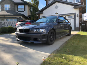 BMW 2006 325ci with M Package
