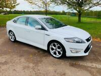 FORD MONDEO 2.0 TDCi TITANIUM X SPORT 2012 12 PLATE, SOLD WITH A 1 YEAR WARRANTY