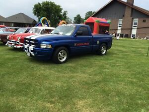 Dodge Ram INDY 500 special edition