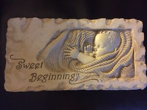 Beautiful piece to a baby nursery