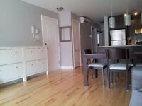 Condo 2 chambres + parking Metro Charlevoix