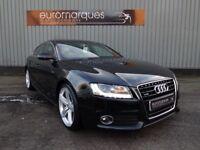 Audi A5 S line 3.0 TDI quattro (black) 2010