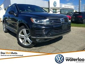2016 Volkswagen Touareg Execline 3.6L - ONE OF A KIND Kitchener / Waterloo Kitchener Area image 1
