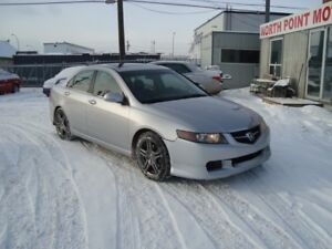 2005 Acura TSX A-Spec Leather Loaded