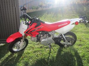Honda CRF 50 MINT