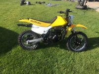 1998 Suzuki ds 80