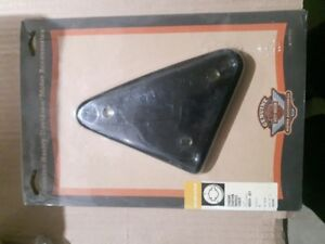 BLACK IGNITION COVER (HARLEY DAVIDSON)