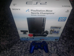 For sale Sony ps3  Please be serious if you interested.