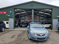 2007 Vauxhall/Opel Corsa 1.3CDTi 16v DIESEL CAT C Club PX TO CLEAR