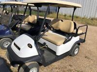 2014 Club Car Golf Car 4 Pass Cart Saskatoon Saskatchewan Preview