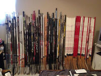 Hockey Stick Auction