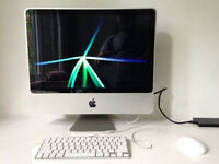 """20"""" iMac 2.4Ghz Core 2 Duo mid-2007"""
