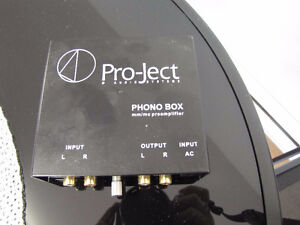 Pro-Ject Phono Box mm/mc Preamplifier *NEW PRICE*