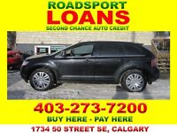 2010 FORD EDGE AWD $29 DN TO QUALIFY BAD CREDIT OK APPLY NOW Calgary Alberta Preview