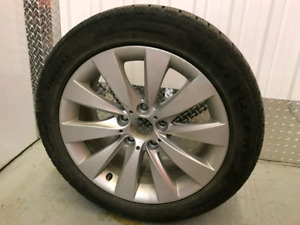 4x Pirelli Sottozero run flat winter tires and wheels