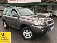 Land Rover Freelander 2.0Td4 2006 Adventurer
