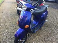 Piaggio Vespa et2 49cc