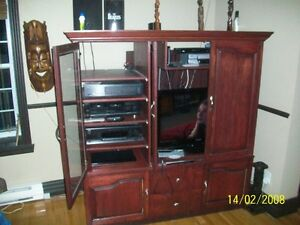 Armoire t,v,