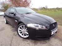 2014 Jaguar XF 2.2d [200] R Sport 4dr Auto Full Jag SH! Low Miles! 4 door Sa...
