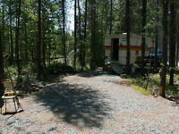 full share in Moyie River Ranch Resort in Yahk, BC