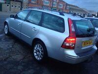 Volvo v50 20d 2005 diesel manual