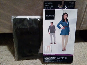 ** Brand New Sigvaris Compression socks (black)